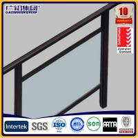 Buy cheap aluminum staircase handrail railing from wholesalers