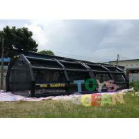 Wholesale Inflatable Sport Batting Cage Baseball Tee Hitting Stations Adult Inflatable Games from china suppliers