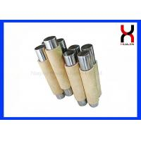 Wholesale Food Industry Eco - Friendly Permanent Strong Magnet Rod In SUS316 Pipe from china suppliers