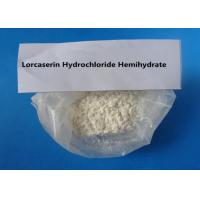 Wholesale Pharmaceutical Weight Loss Powder Lorcaserin Hydrochloride CAS 846589-98-8 from china suppliers