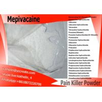 Wholesale Mepivacaine Local Anesthetic Drugs For Surface Anesthesia , CAS 22801-44-1 from china suppliers