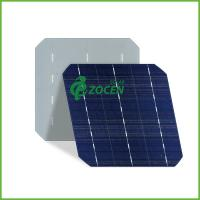 Wholesale Industrial Silicon Monocrystalline Solar Cells Single Crystal Solar Cell 4.47W from china suppliers