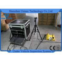 Wholesale Mobile Type UVSS Under Vehicle Inspection System with night view function from china suppliers