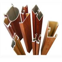 Wholesale 6063 - T5 Aluminum Door Extrusions For Sliding Doors GB / 75237 - 2004 from china suppliers
