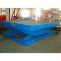 Wholesale 5 ton fixed scissor lift platform 0.3T -  5T Rated Loading Capacity from china suppliers