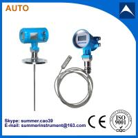 Quality various output signal pressure radar level meter transmitter for sale