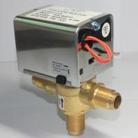 "Quality 7/8"" BSP Flare Central Heating Motorised Valve Replacement Shutoff Structure for sale"