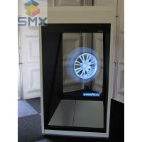 Wholesale 1 Sided HoloCube hologram advertising display showcase in stereo display from china suppliers