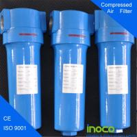 Wholesale BOCIN Hydraulic High Pressure Gas Filters For Air Purification / Water Treatment from china suppliers