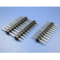 Wholesale Alternative samtech 2.54MM pitch Pin Header,single rowsdip from china suppliers