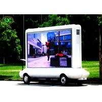 Wholesale Commercial Truck Mounted LED Screen HD Led Display P5 For Mobile Trailer from china suppliers