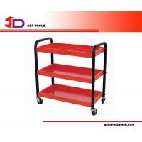Wholesale Heavy - Duty Solid Steel Tool Trolley Hardware Tool Kit With 38.5cm Width from china suppliers