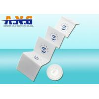 Wholesale ISO 14443 NFC Paper HF Rfid Tags For Tracking And Identification , 0.1mm Thickness from china suppliers
