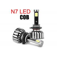 Wholesale N7 COB Chip Led Car Head Light Upgrade Replacement Bulb Beam Kit 6000K White from china suppliers