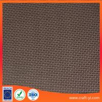 Wholesale Brown color textilene Textilinene mesh fabric in China supplier from china suppliers