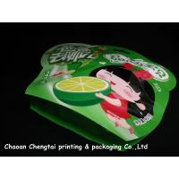 Wholesale Colorful Small Shaped Packaging Pouches Safety For Fruit Candy / Cookies from china suppliers