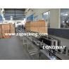 Buy cheap Stainless steel 304 roller conveyor reverse bottle sterilizer for various bottles from wholesalers