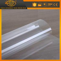 Quality Transparent sun control car safety film window safety film in Plastic Film for sale