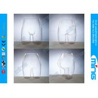 Wholesale Custom Fashion Display Female Sexy Hip Mannequin for Adults , PC Transparent from china suppliers