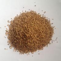 Wholesale 1.5-2mm.80~90g/L Density,Nature Eco - Friendly corks granules, Thermal Acoustic Insulation from china suppliers