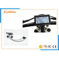Wholesale E Bike / Electric Bike LCD Display , Electric Conversion Kit For Bicycle from china suppliers