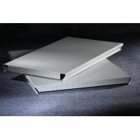 Wholesale Aluminum Wind-resistence S-shaped any length strip ceiling tile from china suppliers