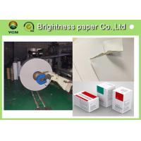 Wholesale Coated Duplex Board With White Back , White Paper Board 250gsm 700 * 1000mm from china suppliers