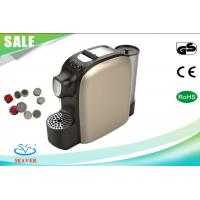 Wholesale 19bar pump Simple Safe Espresso Maker With Switzerland Flow Meter from china suppliers