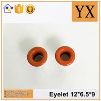 Quality China Factory Price Eyelets High Quality Metal Spray Paint Eyelet for sale