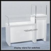 Wholesale Cosmetic glass display counter from china suppliers