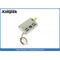 Wholesale Small Size FPV Analog Video Transmitter 800m Wireless AV Sender For Unmanned Equipments from china suppliers