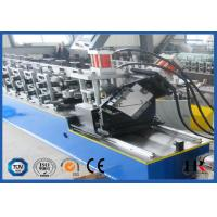 Wholesale High Speed Steel Structure Ceiling Frame Making Machine with Gcr12 Cutter from china suppliers