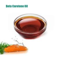 Wholesale beta- Carotene Liquid(30%),Red-brown Oil,Dietary Supplement from china suppliers