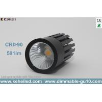 Wholesale Dimmable 12 Watt cob LED Spotlights Bulbs module CRI 90 Bridgelux chips from china suppliers