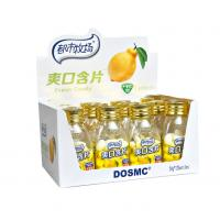 Wholesale Colored Sugar Free Vitamin C Candy / Candies With Lemon Flavor  20 G * 15 Bottles from china suppliers