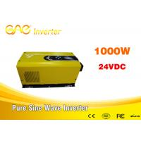 Wholesale 1000 watt UPS Solar inverter dc to ac  220v 230v pure sine wave 1.5kva 24v from china suppliers