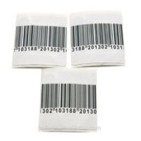 Wholesale RF Small Square Garment Electronic Shelf Mini Hammer Tag / Durable Barcode Labels from china suppliers