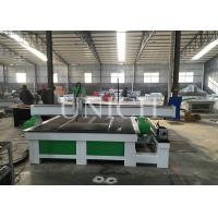 Buy cheap 2000*4000mm Vacuum Table Wood CNC Router Machine from wholesalers