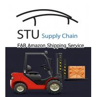 Buy cheap Amazon Dropship from China To USA,Amazon FBA Logsitics Services From Ningbo To USA from wholesalers