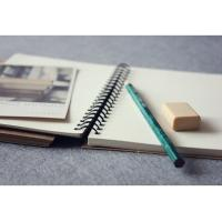 Wholesale custom a4 paper spiral Notebook with colored paper from china suppliers