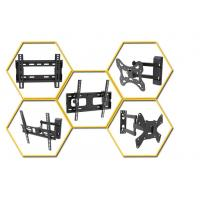 Wholesale TV wall mount installation unit ,Flat mounts for 32-75 TV,Ultra Slim 1 Profile TV Bracket Wall Mount for Flat LCD LED from china suppliers