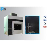 Wholesale Vertical / Horizontal Flame Apparatus Lab Testing Equipment 5V / HB/ V-0/1/2 UL94 from china suppliers