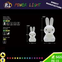 Wholesale Home Decoration LED Table Lamp LED Miffy Rabbit Lamp from china suppliers