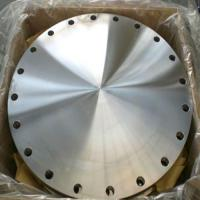 Buy cheap GOST 12820-80 Plate Flange of 0.6MPa Stainless Steel 12X18H10T from wholesalers
