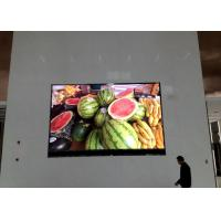 Wholesale IP43 HD SMD Indoor Led Display Screen For Advertising / Industrial / Commercial from china suppliers