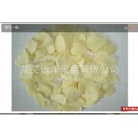 Buy cheap Dehydrated garlic Flake No root grade A from wholesalers