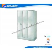 Wholesale Multi Purpose Large Capacity Steel medical storage cupboards Wardrobe with Metal Locker from china suppliers