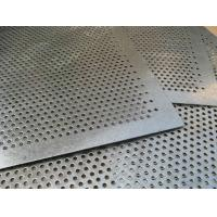 Wholesale Stainless Steel Perforated Metal Mesh/Perforated Sheet With Punched Into Various Patterns, Custom 304, 316, 316L from china suppliers