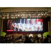 Quality Hire High Resolution Indoor Led Displays Video Wall 17222 Dots / ㎡ Programmable for sale