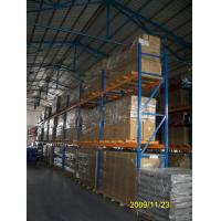 Wholesale Customized Multiple Levels and Heavy Duty and Metal Industrial Pallet Racking System from china suppliers